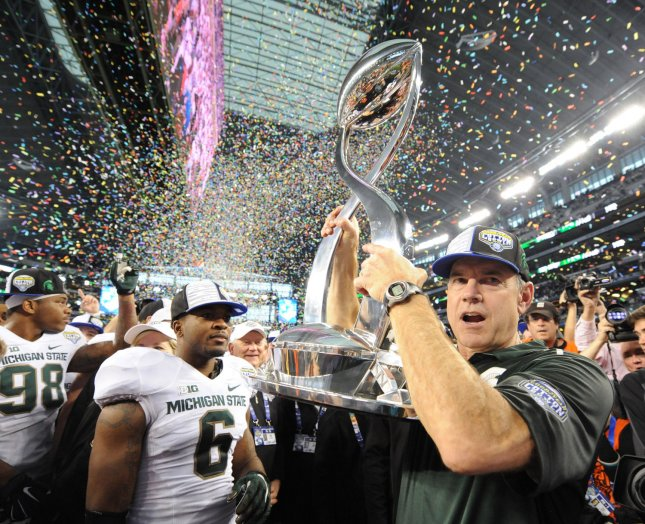 Mark Dantonio denies allegations concerning handling of sexual assault complaints