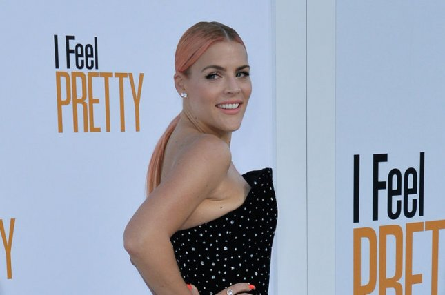 Busy Philipps is to guest star on Season 4 of Unbreakable Kimmy Schmidt. File Photo by Jim Ruymen/UPI