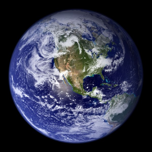 American pastors are split on the age of the Earth with 46% believing the Earth is about 6,000 years old. (File/UPI Photo/NASA)