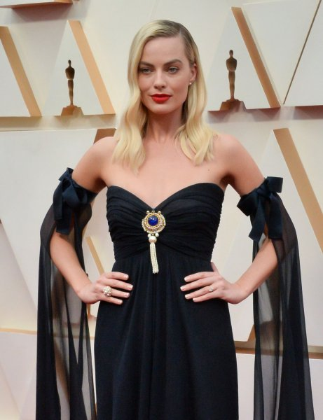 Margot Robbie arrives for the 92nd annual Academy Awards in Los Angeles on Sunday. She reportedly has signed on to star in David O. Russell's next movie. File Photo by Jim Ruymen/UPI