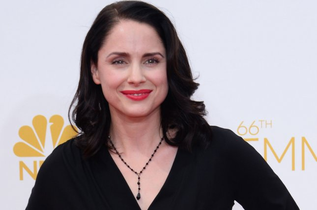 Actress Laura Fraser arrives at the Primetime Emmy Awards in Los Angeles on August 25, 2014. File Photo by Jim Ruymen/UPI