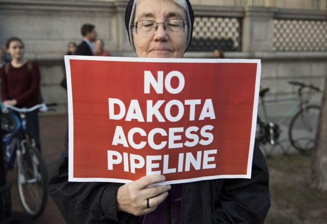 U.S. District Judge James Boasberg ordered Dakota Access operators to coordinate an oil-spill response plan with local tribes and the Army Corps of Engineers on Monday. Photo by Kevin Dietsch/UPI