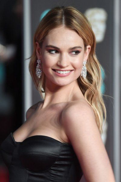 Lily James' new film Peggy Jo has been acquired by the Universal Content Group in a number of territories. File Photo by Paul Treadway/ UPI
