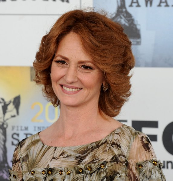 Actress Melissa Leo arrives at the 24th annual Spirit Awards in Santa Monica, California on February 21, 2009. Mickey Rourke and The Wrestler won top honors at the Spirit Awards here Saturday, the annual eve-of-Oscars salute to the best of independent cinema. (UPI Photo/Jim Ruymen)