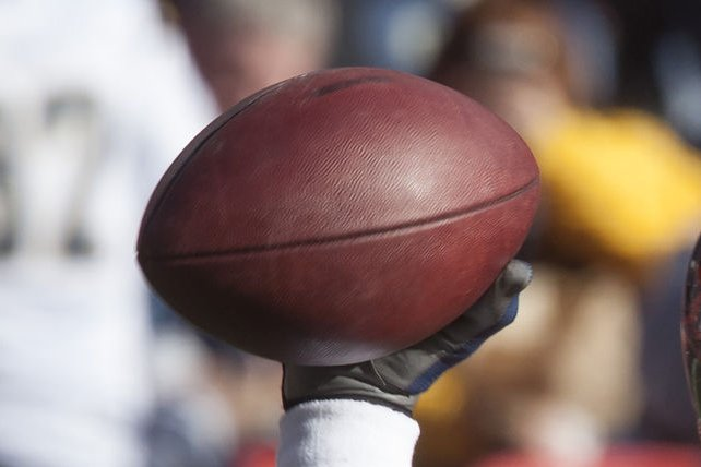 Man facing felony charges after allegedly throwing drug-stuffed football into prison