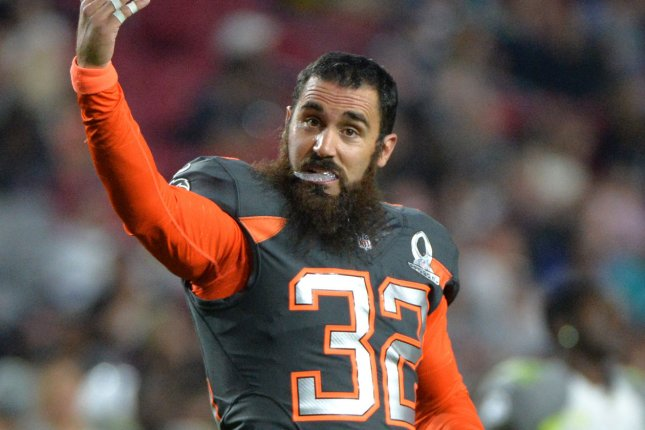 Chargers Eric Weddle To Miss First Game Since 09 Upi Com