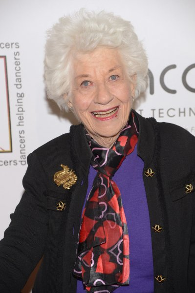 Charlotte Rae, famous for starring on The Facts of Life, has died at the age of 92. File Photo by Phil McCarten/UPI
