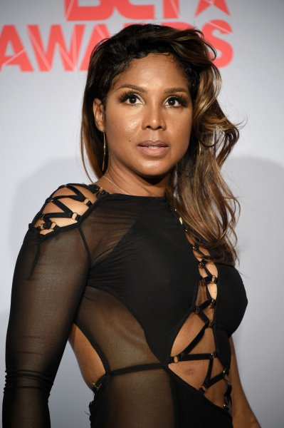 Toni Braxton says Birdman is pushing her to set a date for their wedding. File Photo by Phil McCarten/UPI