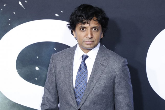 Universal will release two more movies by M. Night Shyamalan. File Photo by John Angelillo/UPI