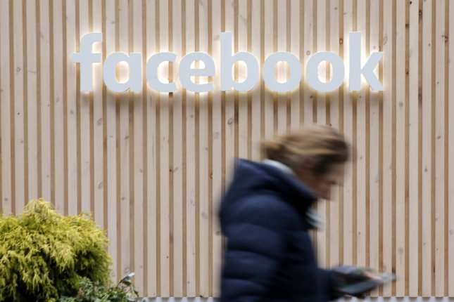 Facebook said Wednesday that its monthly active userbase rose to 2.5 billion worldwide in 2019. Photo by John Angelillo/UPI
