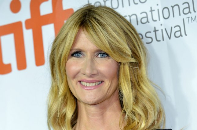 Laura Dern and Judd Apatow will produce a new comedy for Universal Pictures. (UPI/Christine Chew, Dennis Van Tine)