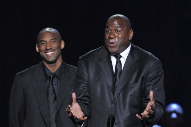 a2662bdfebb One legend to another  Magic Johnson posts heartfelt letter to Kobe Bryant