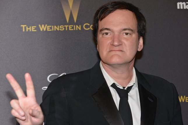 Quentin Tarantino and Paramount have selected screenwriter Mark L. Smith to pen the director's Star Trek project. File Photo by Christine Chew/UPI