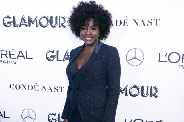 Viola Davis will play Michelle Obama in a new series in development at Showtime. File Photo by Jason Szenes/UPI