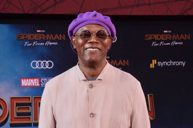 Samuel L. Jackson is poised to receive an honorary Oscar on Jan. 15. File Photo by Jim Ruymen/UPI