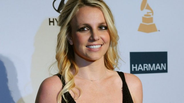 Singer Britney Spears attends the annual Clive Davis pre-Grammy party in Beverly Hills, California on February 11, 2012. UPI/Jim Ruymen