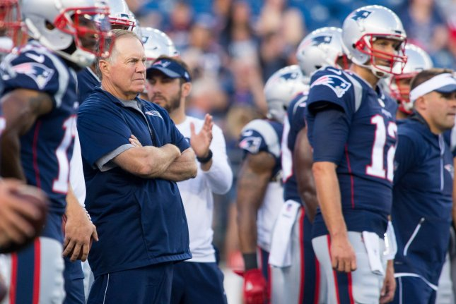 Bill Belichick says he 'absolutely' intends to coach Patriots next season