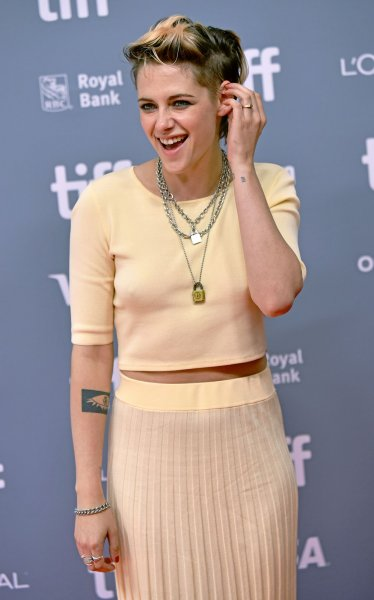 Kristen Stewart attends the Toronto International Film Festival photocall for Seberg at TIFF Bell Lightbox on September 8. The actor turns 30 on April 9. File Photo by Chris Chew/UPI