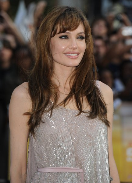U.S. actress and U.N. Goodwill Ambassador Angelina Jolie called on the public to step up its financial support for Pakistani flood victims. UPI/Rune Hellestad