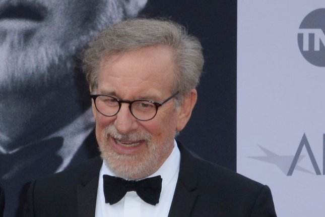 Director Steven Spielberg on the red carpet at the American Film Institutes' 44th Life Achievement Award Spielberg is about to begin work on a movie about famed CBS Evening News anchor Walter Cronkite and his influence on the Vietnam War. Photo by Jim Ruymen/UPI