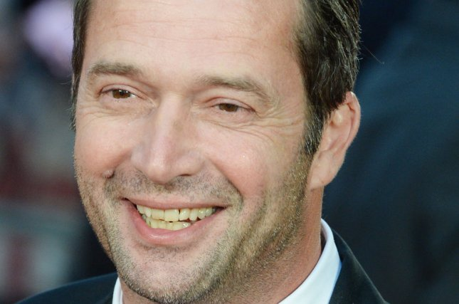 British actor James Purefoy attends a screening for High Rise during the 59th BFI London Film Festival on October 9, 2015. His SundanceTV series Hap and Leonard returns for a second season Wednesday. File Photo by Rune Hellestad/ UPI