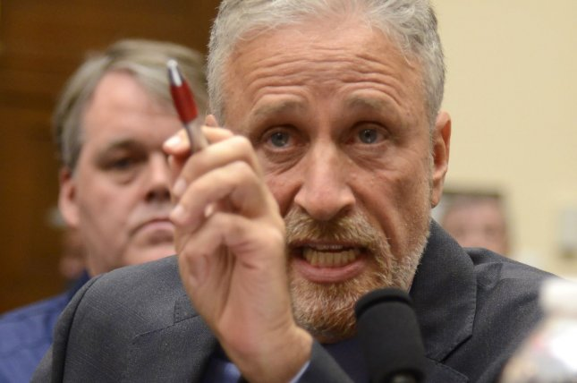 Jon Stewart rails against Congress during hearing on 9/11 Victims Compensation Fund