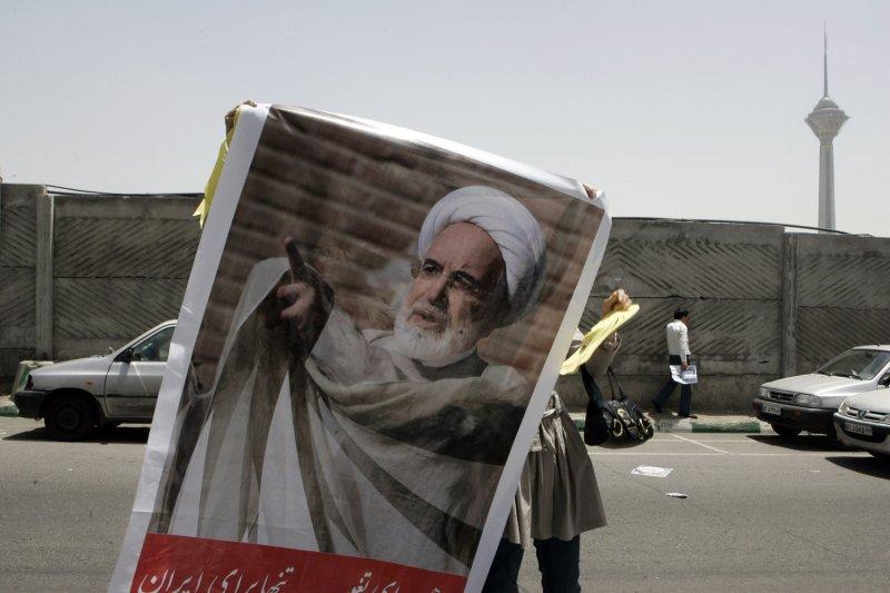 Iran hangs three for mosque bombing