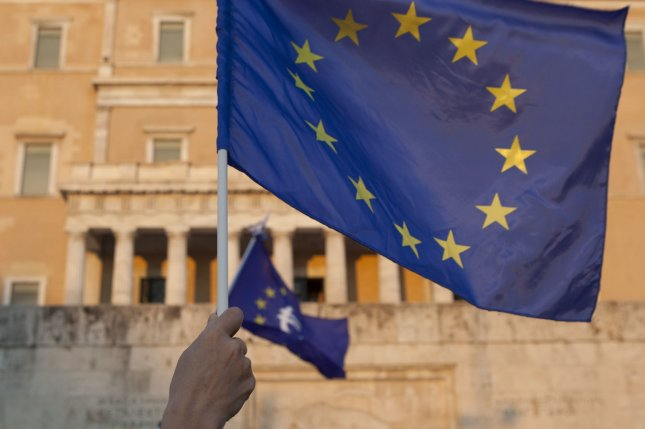 The European Union agreed to extend sanctions against Russian firms and individuals in order to maintain pressure on Moscow to carry out the Minsk agreements to end fighting in Ukraine. File Photo by Dimitris Michalakis/UPI
