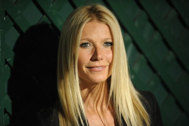 Gwyneth Paltrow attends the premiere of the video My Valentine held in West Hollywood, California on April 13, 2012. UPI/Phil McCarten
