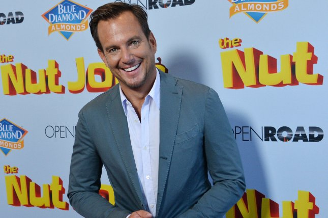 Will Arnett attends the premiere of The Nut Job 2: Nutty by Nature on August 5. Arnett will lend his voice alongside Kristen Bell to the upcoming Teen Titans GO! animated film. File Photo by Jim Ruymen/UPI