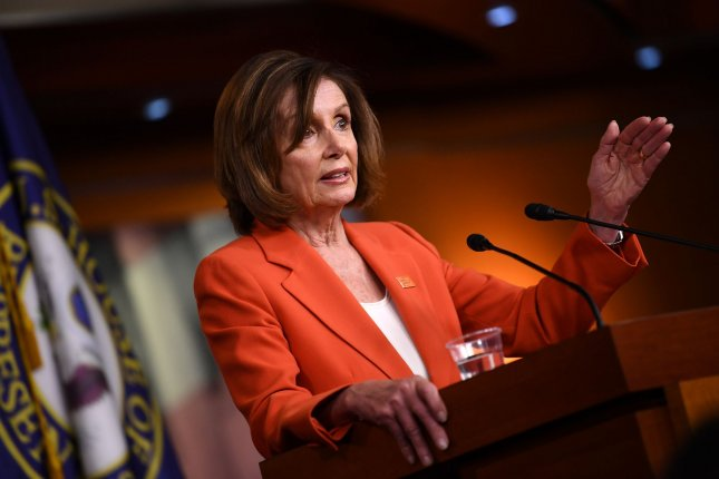 House Speaker Nancy Pelosi, D-Calif., said she's directing House committees to investigate the president under the umbrella of an impeachment inquiry. File Photo by Kevin Dietsch/UPI