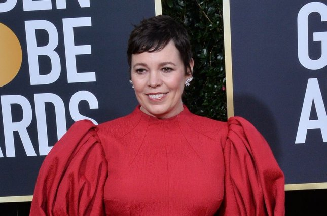Olivia Colman has joined the voice cast of BBC's Superworm, along with Matt Smith. File Photo by Jim Ruymen/UPI