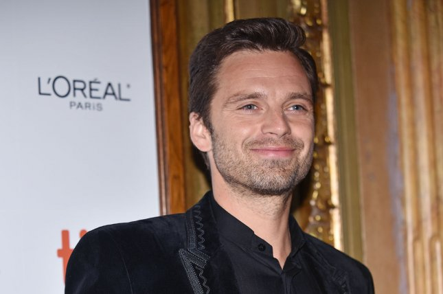 Sebastian Stan's film Monday is set for an April 16 release. File Photo by Christine Chew/UPI