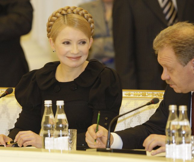 Members of the European Union need to stop lecturing Ukrainian officials about the treatment of Yulia Tymoshenko and consider sanctions, an analyst said. (UPI Photo/Anatoli Zhdanov)