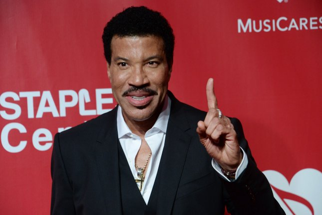 Honoree Lionel Richie arrive for the MusiCares Person of the Year gala held at the Los Angeles Convention Center in Los Angeles on February 13, 2016. Photo by Jim Ruymen/UPI