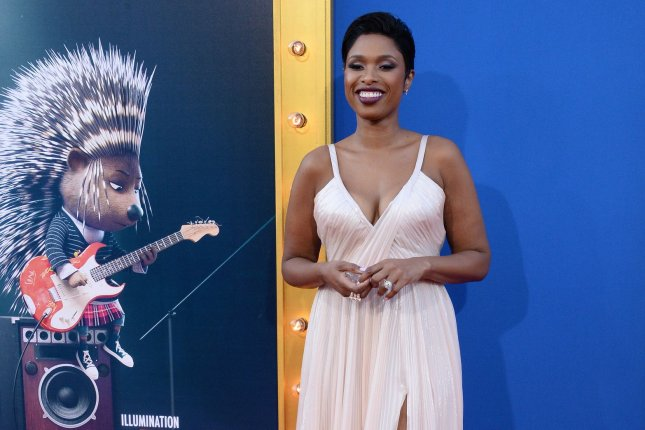 Cast member Jennifer Hudson, the voice of Young Nana Noodleman in the animated motion picture comedy Sing, attends the premiere of the film in Los Angeles on December 3, 2016. Hudson will help read the names of Oscar nominees on Jan. 24. File Photo by Jim Ruymen/UPI