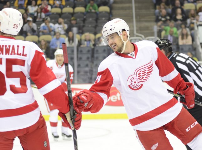 Red Wings agree to terms with Tatar on 4-year deal