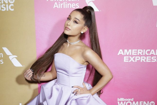 Ariana Grande has moved around a number of concert dates for her upcoming tour. File Photo by John Angelillo/UPI