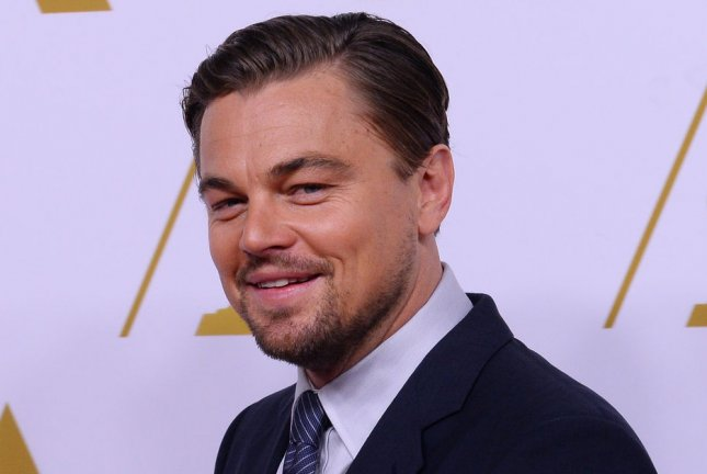 Actor Leonardo DiCaprio attends the 86th annual Academy Awards nominees luncheon in Beverly Hills, California on February 10, 2014. UPI/Jim Ruymen