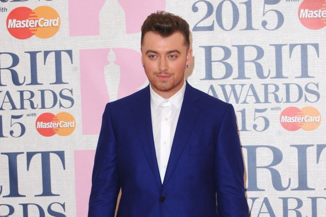 British singer Sam Smith's song Stay With Me is under scrutiny by a Mark Halper, who claims to have written stay with me in his 1986 song Don't Throw Our Love Away. Photo by Paul Treadway/UPI