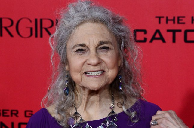 The Hunger Games: Catching Fire actress Lynn Cohen has died at the age of 86. File Photo by Jim Ruymen/UPI
