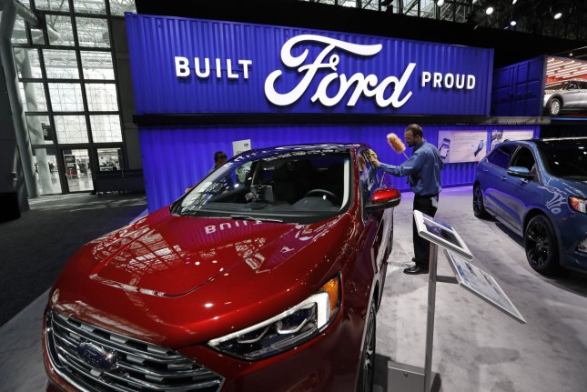 Ford announced another 500 layoffs this week and will cut another 300 jobs in June. File Photo by Peter Foley/UPI