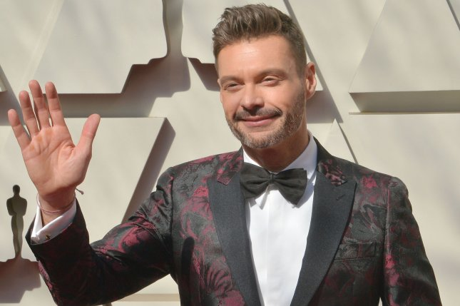 Television and radio personality Ryan Seacrest is returning to host another season of American Idol.  File Photo by Jim Ruymen/UPI