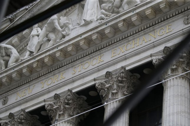 The Dow Jones Industrial Average fell by 800 points Thursday afternoon, recording its largest single-day loss since June as the Nasdaq Composite and S&P 500 fell off of record highs. Photo by John Angelillo/UPI