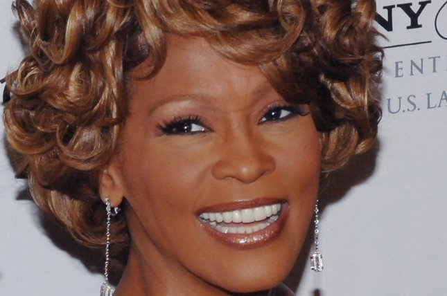 Singer Whitney Houston died at the Beverly Hilton in Los Angeles on February 11, 2012 it was announced. She was 48 and the cause of her death was unknown. She is shown at a pre-Grammy party in file photo from 2007. The 2012 Grammy Awards are today, February 12, 2012. UPI/Jim Ruymen/Files