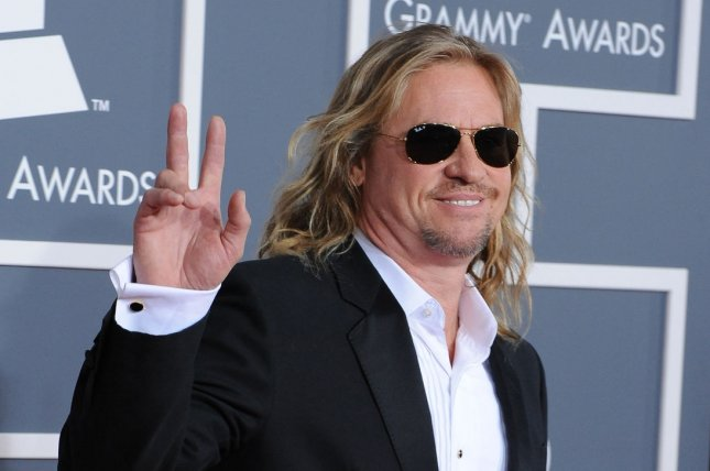 Val Kilmer at the Grammy Awards on February 12, 2012. File Photo by Jim Ruymen/UPI