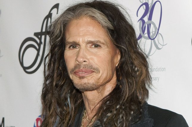 Steven Tyler is confirmed as a performer for the Los Angeles Police Memorial Foundation's benefit concert next month. File Photo by Heinz Ruckemann/UPI