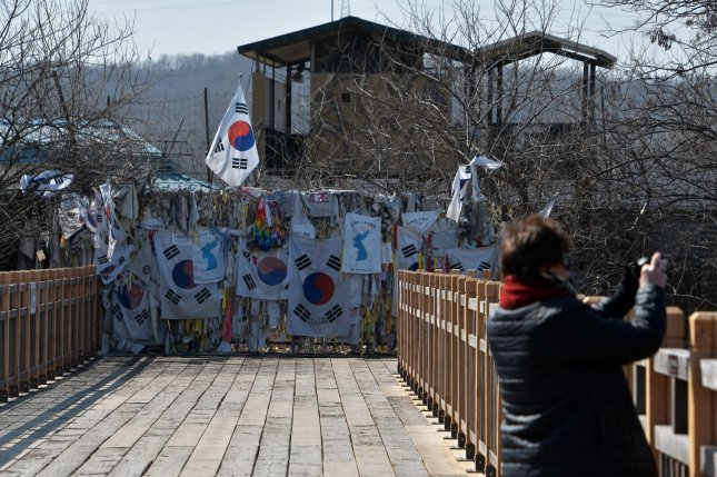 South Korea continues to engage with North Korea, but an anti-communist law is being upheld in the country. Photo by Keizo Mori/UPI