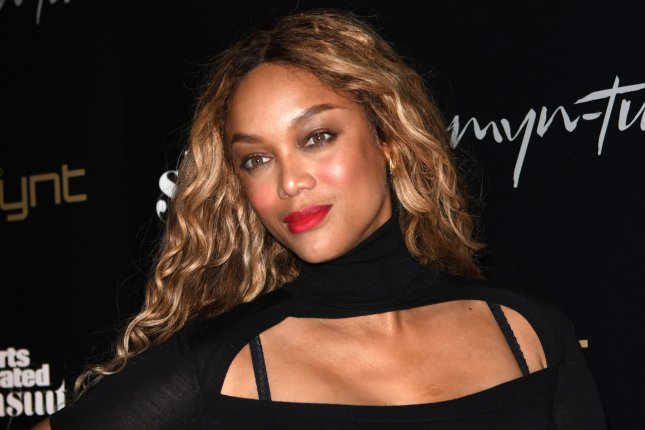 Tyra Banks is taking over as host of ABC's Dancing with the Stars. File Photo by Gary I Rothstein/UPI