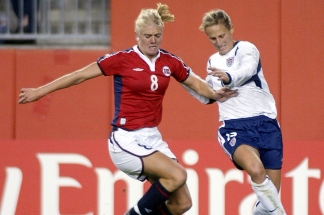 finest selection 8502d 959a4 Norway's women's soccer team to earn same as men - UPI.com